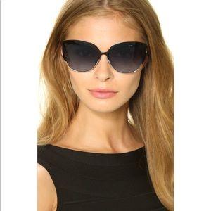 Kate Spade Black Raelyn Sunglasses